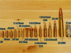 Что такое калибр оружия?